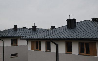 Nexmar Dachy – PD 510 Panel Dachowy Nano Fala – Nexmar Realizacja Osiedla Dojlidy!