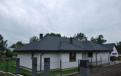 Nexmar Dachy Białystok – Dachówka Göteborg Marki Creaton – Dom we Wsi Krupniki z Dachem od Nexmar