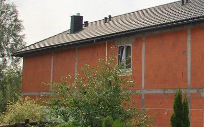 NEXMAR Dachy Białystok -Dachówka Cementowa Heidelberg Creaton – Realizacja dla M Development