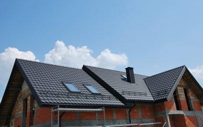 Blachodachówka Pruszyński LOARA  – Nexmar Dachy Białystok – Realizacja w Olmontach
