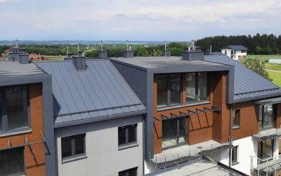 Twoja Niemeńska – Osiedle Budowane przez M Development z Dachami od Nexmar Dachy Białystok