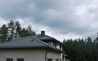 Nexmar Dachy Białystok – Dach z Dachówki Braas Bałtycka w Choroszczy